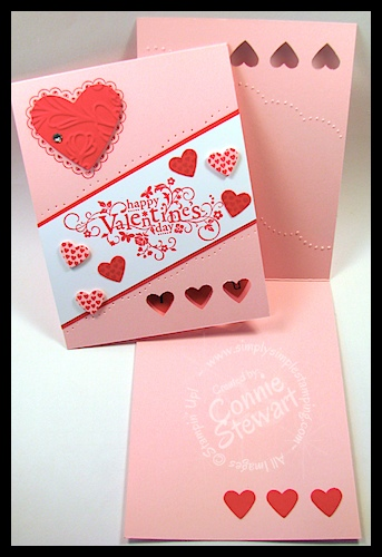 Flash card 2 0 happy valentine 39 s day card video no 10 for Simply simple